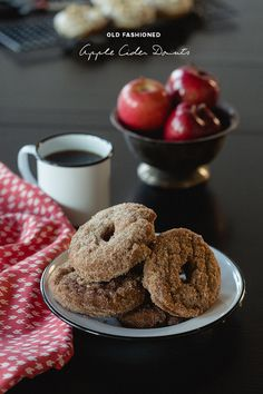 Old Fashioned Apple Cider Donut recipe   photo by Apryl Ann Photography   100 Layer Cake