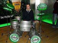 Cool drum kit