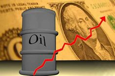 """Oil prices eased ahead of the weekend as the dollar pushed higher against the euro for a second day, but were little-changed for the week amid continued worries over Ukraine. Brent North Sea crude for June slipped 15 cents to trade at $107.89 a barrel in London trade. Carl Larry of Oil Outlooks and Opinion said the fall came as the dollar picked up strength, making crude more expensive in other currencies. <a class=""""pintag"""" href=""""/explore/Business"""" title=""""#Business explore Pinterest"""">#Business</a> <a class=""""pintag searchlink"""" data-query=""""%23Dunya"""" data-type=""""hashtag"""" href=""""/search/?q=%23Dunya&rs=hashtag"""" rel=""""nofollow"""" title=""""#Dunya search Pinterest"""">#Dunya</a> <a class=""""pintag"""" href=""""/explore/News"""" title=""""#News explore Pinterest"""">#News</a> <a class=""""pintag"""" href=""""/explore/Oil"""" title=""""#Oil explore Pinterest"""">#Oil</a> <a class=""""pintag searchlink"""" data-query=""""%23Prices"""" data-type=""""hashtag"""" href=""""/search/?q=%23Prices&rs=hashtag"""" rel=""""nofollow"""" title=""""#Prices search Pinterest"""">#Prices</a> <a class=""""pintag searchlink"""" data-query=""""%23OilPrices"""" data-type=""""hashtag"""" href=""""/search/?q=%23OilPrices&rs=hashtag"""" rel=""""nofollow"""" title=""""#OilPrices search Pinterest"""">#OilPrices</a>"""