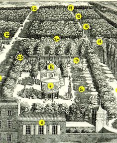 Finding Your Way Around Regency Vauxhall Gardens via Regency History. Vauxhall Gardens from an engraving dated 1751 from South London by W Besant - middle section London History, British History, Tudor History, South London, Old London, Historical Women, Historical Photos, The Pleasure Garden, Strange History
