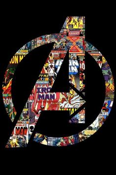 I'm such a nerd when it comes to Marvel. I love the Avengers. Marvel Dc Comics, Marvel Avengers, Marvel Fan, Marvel Heroes, Marvel Logo, Avengers Symbols, Avengers Shirt, Die Rächer, Marvel Wallpaper