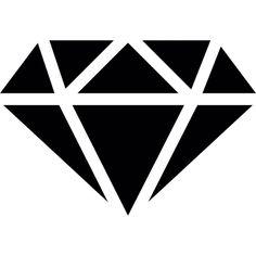 diamanten-mit-weissen-kontur_318-36759.jpg (626×626)