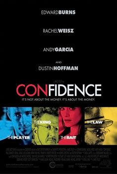Confidence (2003 film)Confident Statements a poem on The Random Thought Bistro