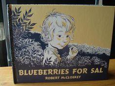 Blueberries for Sal- Robert McCloskey