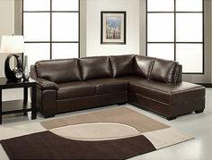 contemporary dark brown watson sofa table
