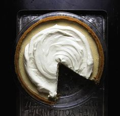 Key Lime Pie Recipe | SAVEUR
