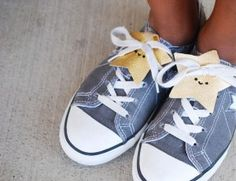 DIY Shoe Charms – 6 Ways To Fancy Up Your Kids Shoes