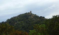 Castell de Burriac - Burriac's Castle (Cabrera de Mar, Barcelona, Catalonia)