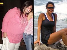 People.com feature: Andie Mitchell's 135-pound weight loss