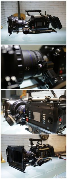 #KineRAW S35 & #Movcam rig