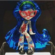 Ghoulia Yelps Target Exclusive Monster High Vinyl Chase Figure to be Released in 2016