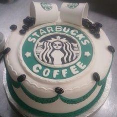 Starbucks Cake