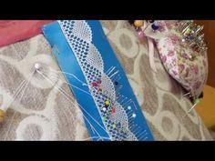 Ondas de Encaje de Bolillos - 9 modelos. Bolillotutorial Paso a Paso Raquel M. Adsuar - YouTube Bobbin Lacemaking, Lace Heart, Lace Jewelry, Crochet Art, Lace Making, Floral Tie, Lace Detail, Tatting, Diy And Crafts