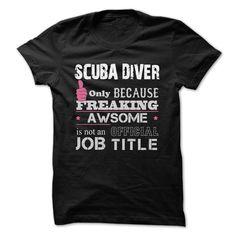 nice  Awesome Scuba Diver Shirts at Topdesigntshirt  Check more at http://topdesigntshirt.net/camping/guys-tshirt-sport-awesome-scuba-diver-shirts-at-topdesigntshirt.html