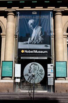 Nobel Museum, #Stockholm, #Sweden.