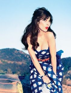 7. Zooey Deschanel - 7 of Hollywood's Newest Fashion Icons ...