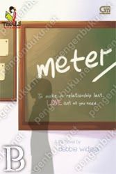 Meter To make a relationship last. LOVE isn't all you need  Second You need to be going to the same direction at the same speed, too.