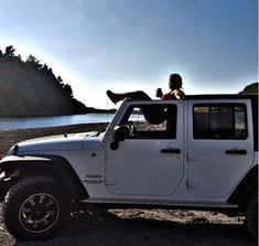 #Jammock: It's a hammock for your Jeep. www.jammock.com