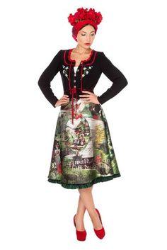 Schwarzwald Couture • Designtrachten • Kim Schimpfle: Kollektion