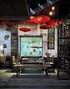 http://www.pinterest.com/joliesarts/ ∗ »☆Elysian-Interiors ♕Simply divine #Interiordesign ~ Chinese ~ Asian ~ furniture ~ antique ~