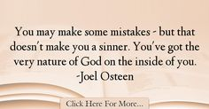 Joel Osteen Quotes About Nature - 51455