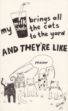 """If You Liked It Then You Shoulda Put a Cat on It"" and Other Lyrics Made Way Better By Cats"