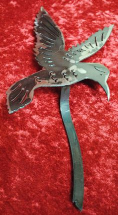 Etsy listing available in my shop Check out this item in my Etsy shop https://www.etsy.com/listing/509567050/metal-hummingbird-yard-art-hummingbirds #hummingbird #metalyardart #metalartcolorado