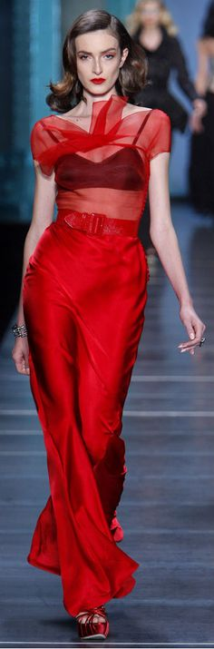 *.* Christian Dior. Red