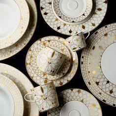 Golden Rule - Christmas festive tableware by Fuerstenberg | MSH Agency.jpg
