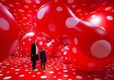Yayoi-Kusama-In-Infinity-louisiana-museum-of-modern-art-5