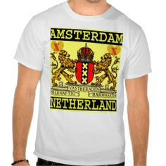 WELCOME TO HOLLAND TEE SHIRTS £26.95