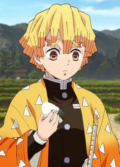 Zenitsu AGATSUMA information, including related anime and manga. Add Zenitsu AGATSUMA as a favorite today! Otaku Anime, Anime Guys, Manga Anime, Demon Slayer, Slayer Anime, Zenitsu Kimetsu No Yaiba, Fan Art Anime, Cute Anime Character, Anime Demon