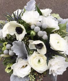 awesome vancouver florist Beautiful winter bridal designed by Kat. Love the panda anenomes , white ranunculus and lose brunia berries. #flowerfactory #vancouverweddings #winterweddings by @flowerfactory  #vancouverflorist #vancouverflorist #vancouverwedding #vancouverweddingdosanddonts