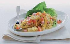 Tortellini salad - Insalata di tortellini