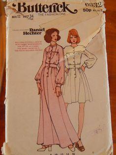 70s Dress Designer Daniel Hechter on Etsy