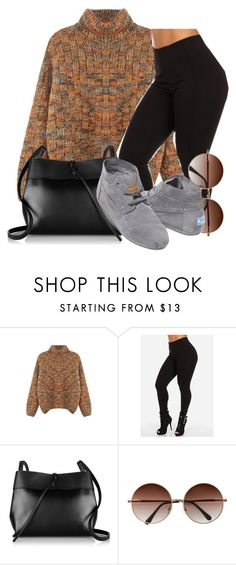 """""""."""" by fashionista-sweets ❤ liked on Polyvore featuring Kara and TOMS"""
