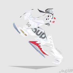 #ArtOnFire   find the @supremenewyork X Air Jordan 5 Retro in stock at kickbackzny.com.