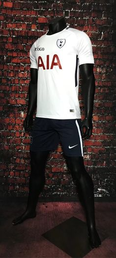 cec5951e8f9 Adult Tottenham Hotspur HOME Soccer Jersey Uniforms Men Soccer Team Uniforms