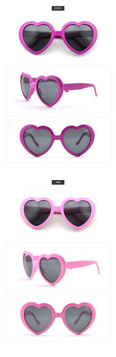 Heart Shaped Sunglasses-Heart shape cool sunglasses vivid color for your choice matching sunglasses Beach Shaped Sunglasses 2014, Beach Sunglasses, Heart Shaped Sunglasses, Cool Sunglasses, Beach Heart, Be My Valentine, Vivid Colors, Heart Shapes, Party