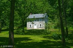 31 CREEK RD,  DELTA PA., Historic Ox Bow House c.1800 is an exquisitely restored stone home on 30+ park-like acres with over 4,000ft of Muddy Creek running through it. A private setting with an abundance of wildlife and natural beauty, this is also an extraordinary property for canoeing and kayaking, horse riding, hiking and much more. Features a new 40' x 30' barn for offices, studio or animals.