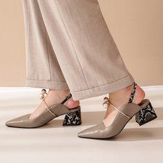 2002BLB60565 (14) Fancy Shoes, New Shoes, Me Too Shoes, Small Heel Shoes, Shoes Heels Pumps, Sock Shoes, Shoe Boots, Fashion Sandals, Luxury Shoes