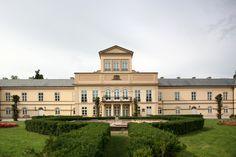 Slovakia, Palárikovo - Manor-house