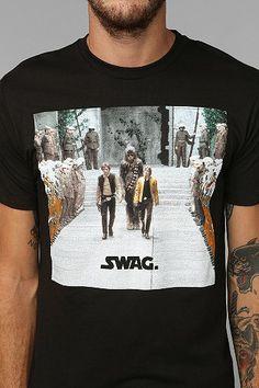 Star Wars Swag Tee