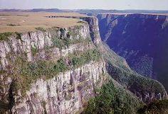 Serra Geral: Cambará do Sul e Praia Grande, Santa Catarina