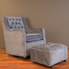 tufted glider - charcoal