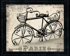 Paris-Fahrrad