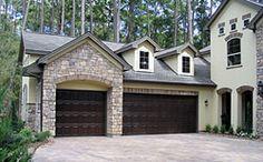 3 car garage exterior - Google Search