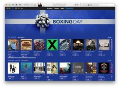 iTunes Boxing Day Sale On Now! - https://www.hometechmtl.com/itunes-boxing-day-sale-now/