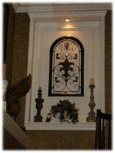 Nice Niche - for the upstairs....hmmmm