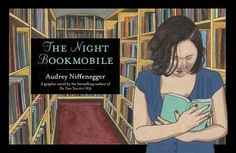 One night, Alexandra happens upon a bookmobile that contains every book she has ever read.  After that night, Alexandra becomes obsessed with finding, and then working in, the bookmobile.  Only after a great sacrifice can she become a night bookmobile librarian.